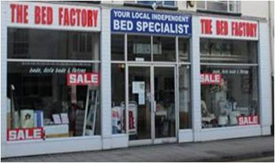 bed factory